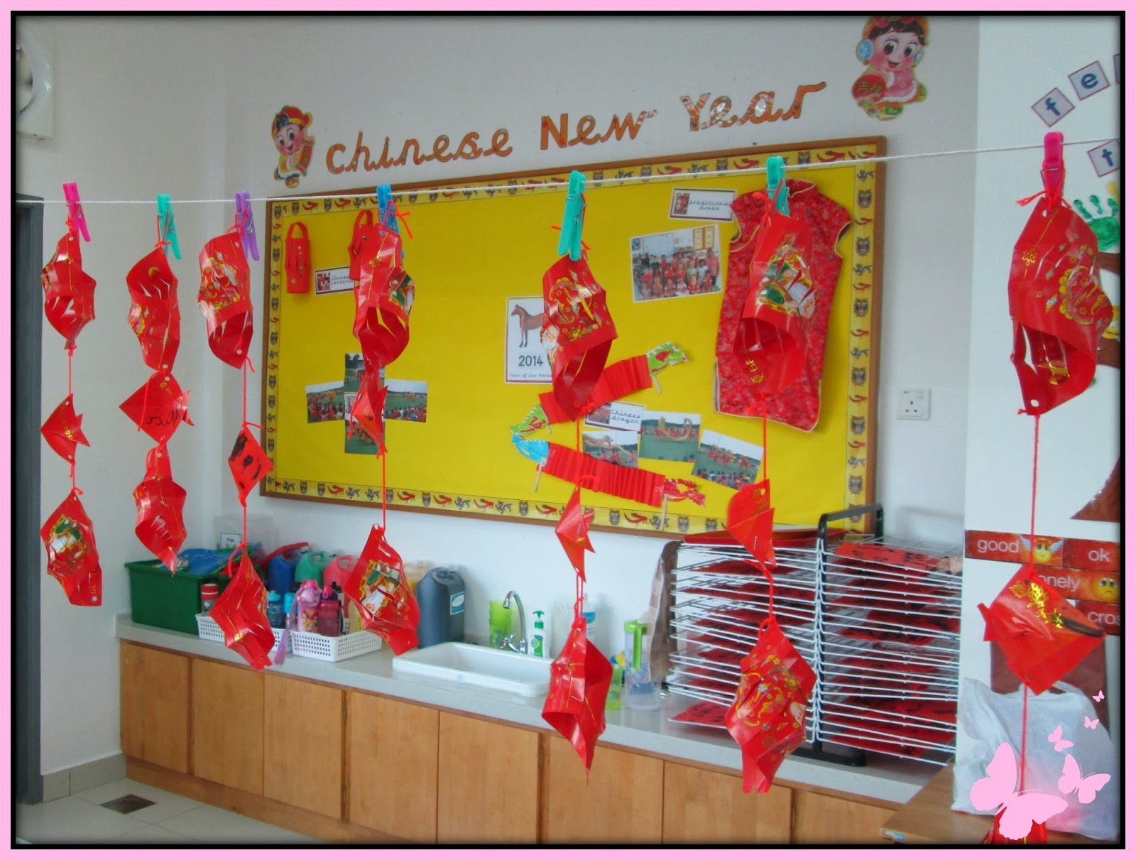 New Year Classroom Decoration Ideas ~ Butterflying through teaching finally friday saturday