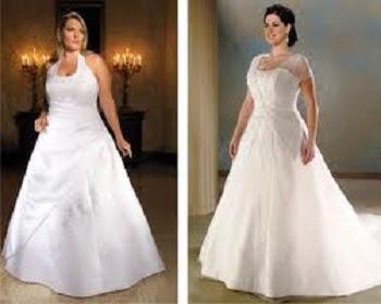 novo modelo de vestido noiva gordinha