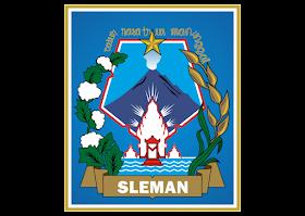 Logo Kabupaten Sleman Vector