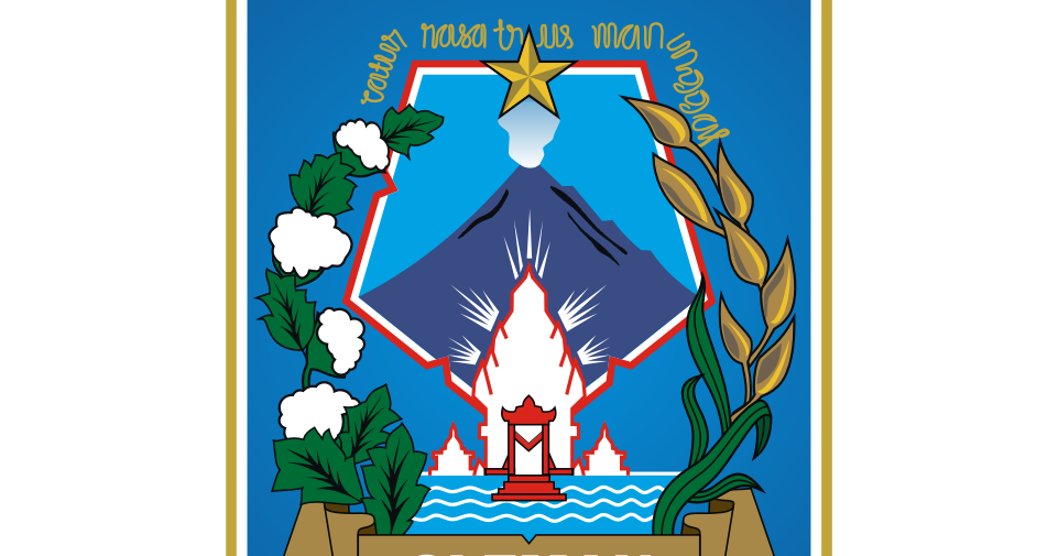 Kabupaten Sleman Logo Vector Format Cdr Ai Eps Svg Pdf Png