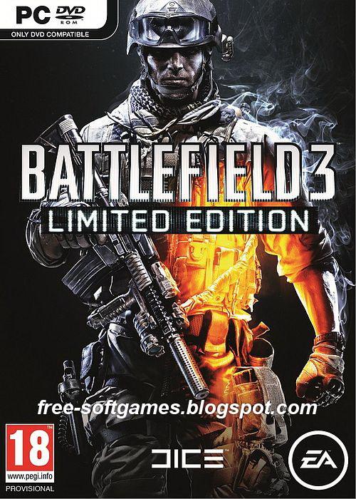 Battlefield 3 Free Multiplayer (v.1.6.0) (2011/RUS/Repack). Бесплатные игр