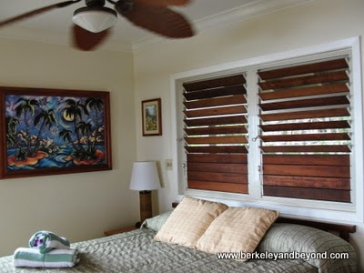 guest room at Hanalei Colony Resort in Haena, Kauai, Hawaii
