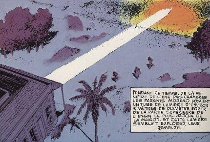 Colares 1977 : quand la réalité dépasse la fiction Bd_ufo_rayon