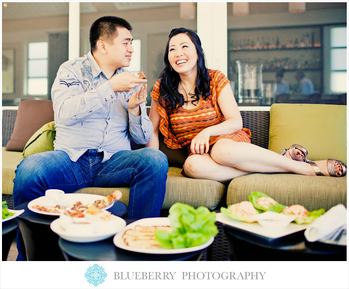 Calistoga Napa engagement bridal photography session