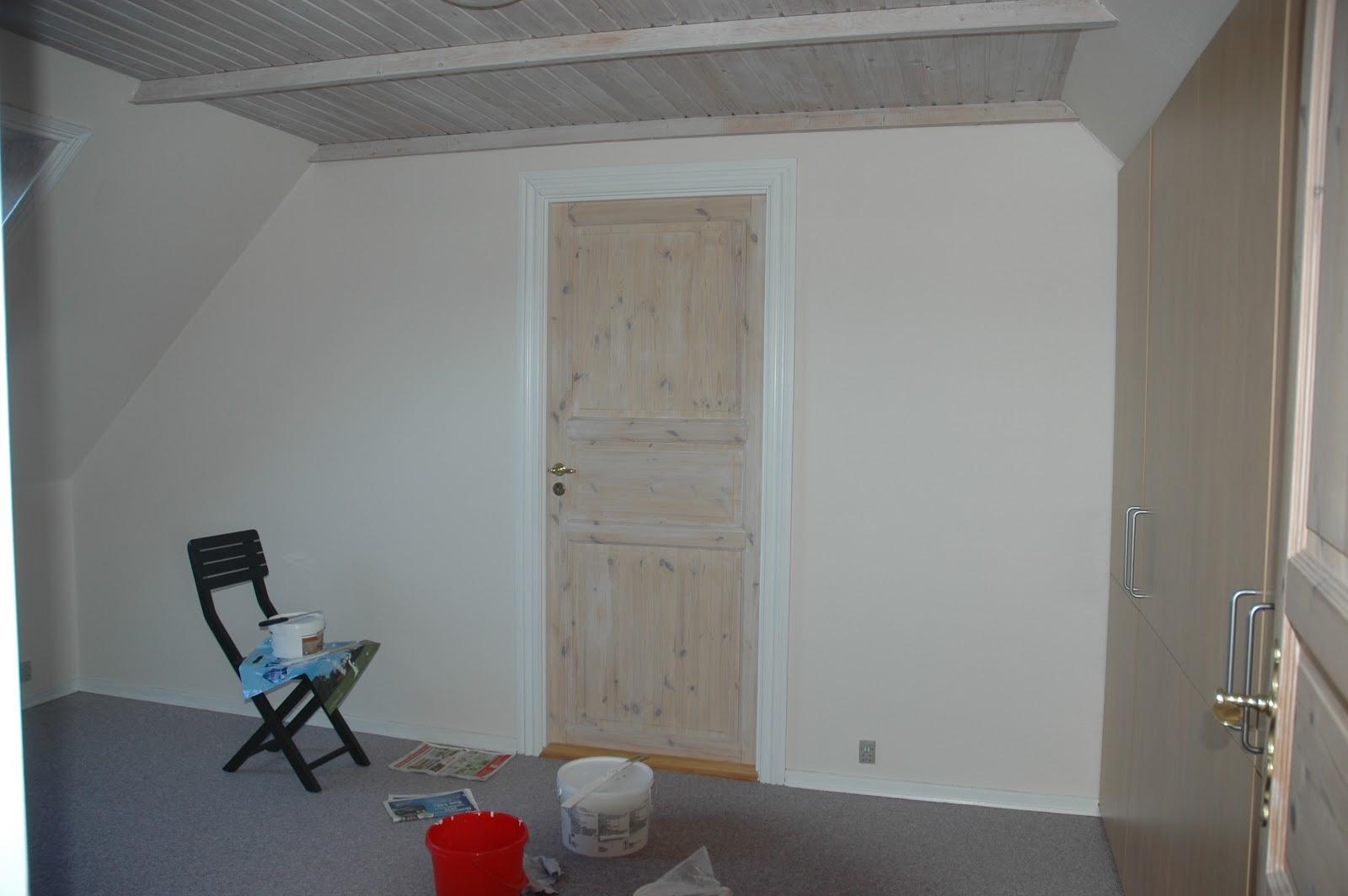 maling af dørkarme