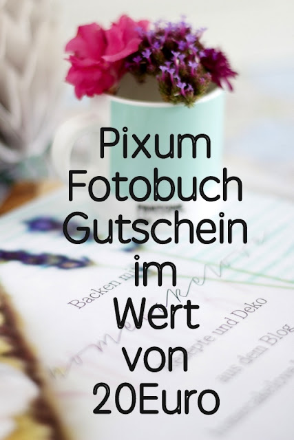 Pixum Fotobuch Backbuch Homecakelove Blog Giveaway