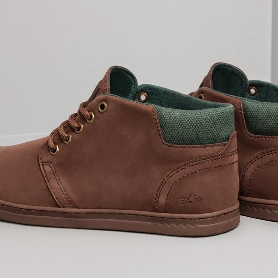 Модные туфли в мужском стиле весна-лето 2015