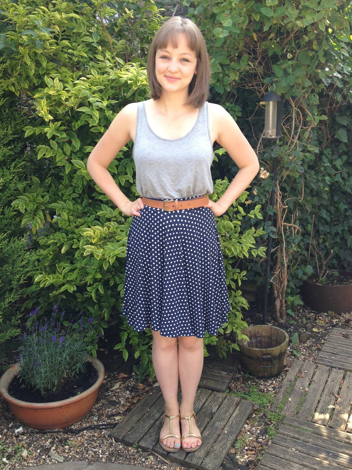 Diary of a chain stitcher polkadot jersey circle skirt polkadot jersey circle skirt bankloansurffo Image collections
