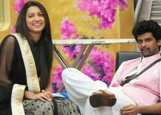 Gauhar Khan And Kushal Tandon new images