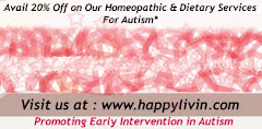Prmoting Early Intervention in Autism