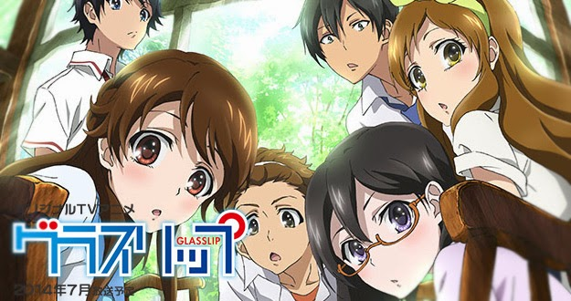 Glasslip Episode 1 Subtitle Indonesia
