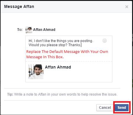 Message-Box