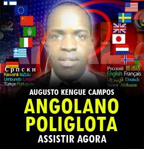 AUGUSTO KENGUE CAMPOS POLIGLOTA