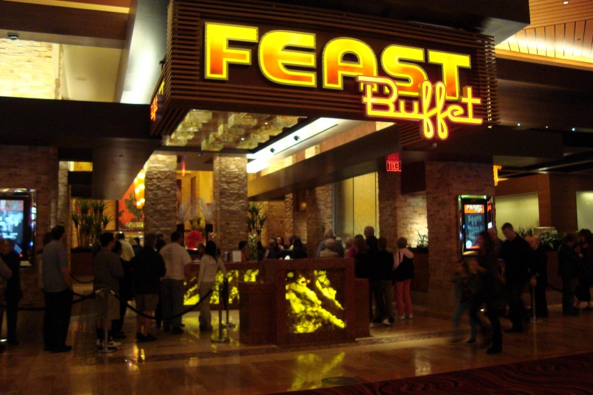 Don't think of the Feast Buffet at Red Rock as just another one of the numerous hotel buffets or casino buffets in Vegas. Think of The Feast as one of the best Las Vegas buffets. Check out our Think of The Feast as one of the best Las Vegas buffets.
