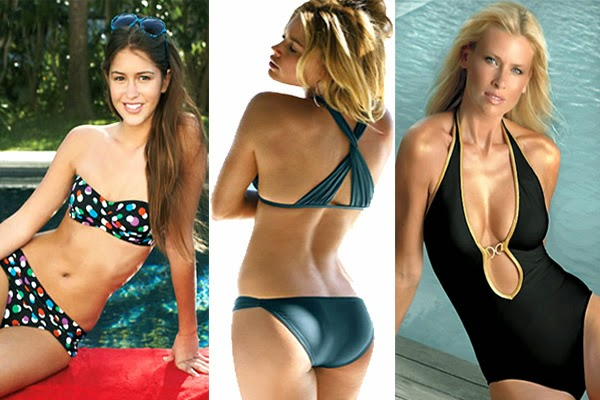 Top 25 Swimsuits For Women: Best Swimsuits Of 2015