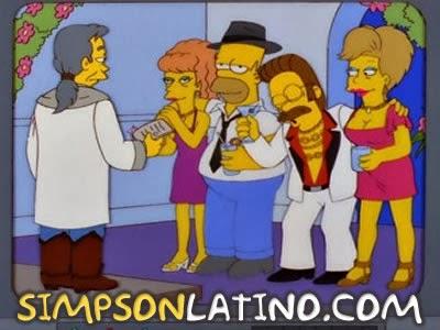 Los Simpson 10x10