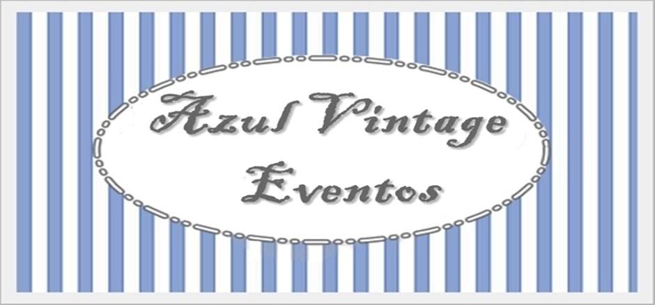 Azul Vintage Eventos