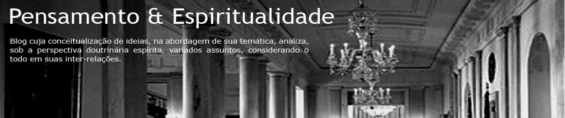 Pensamento & Espiritualidade