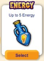Consumable Small Medium Energy Potions Reward