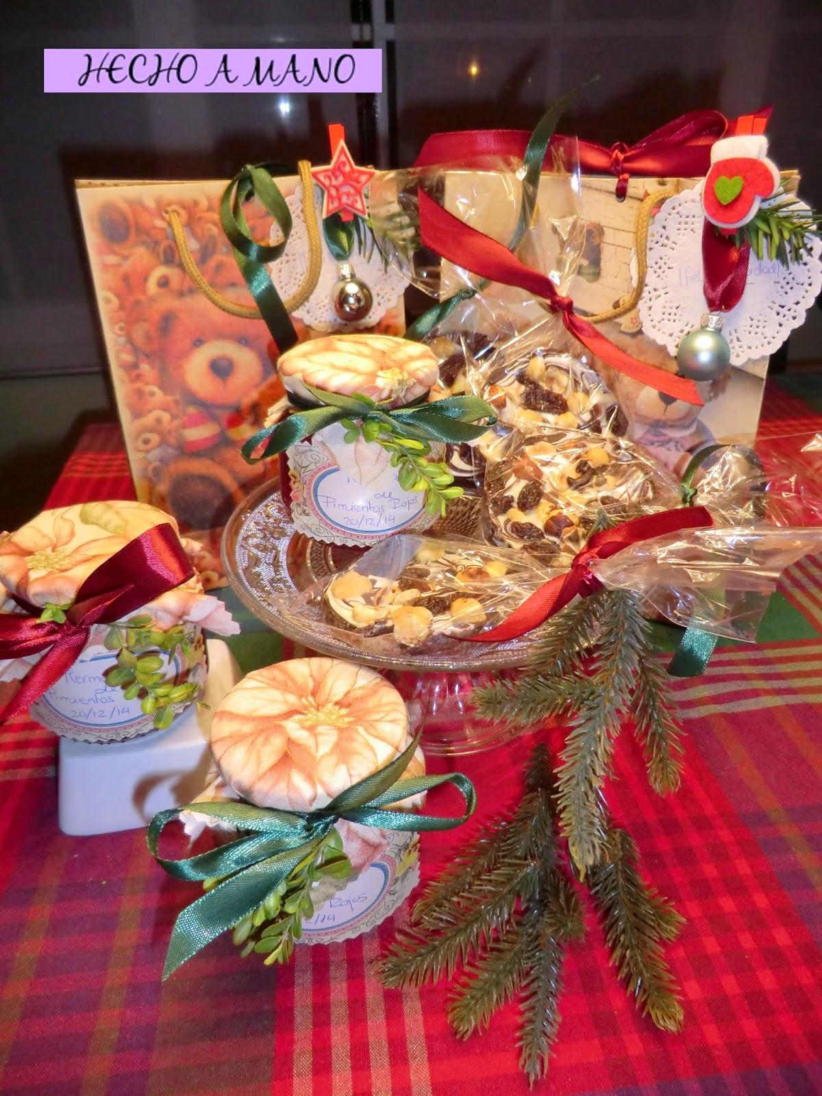 Hecho a mano navidad 2014 15 dulces navide os caseros - Detalles navidenos caseros ...
