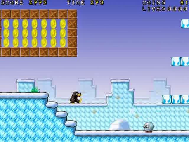 Download Game Super Tux