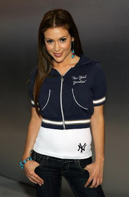 "Alyssa Milano, ""Touch"" Fashion Line"