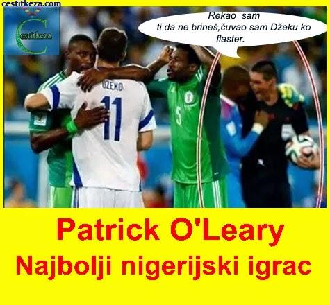 sudija najbolji nigerijski igrač