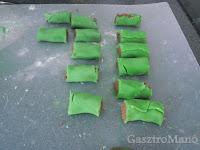 marcipános bonbon recept
