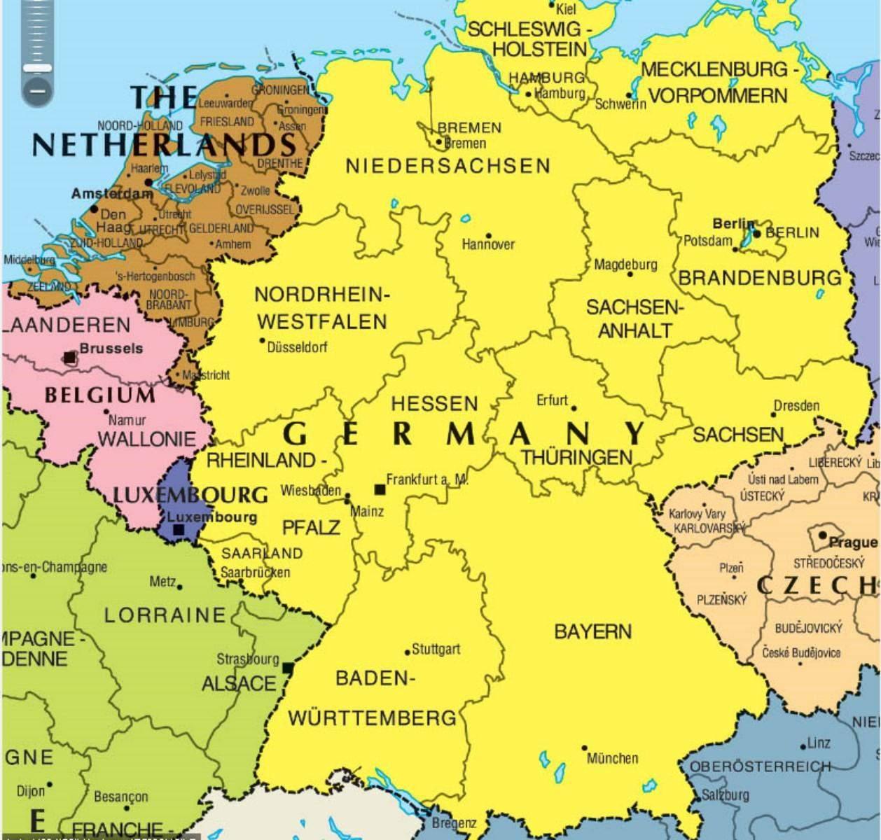 Germany amadeast