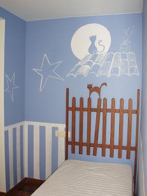 Decorar el Cuarto Infantil con Murales