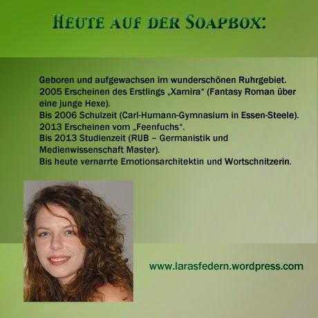http://www.larasfedern.wordpress.com