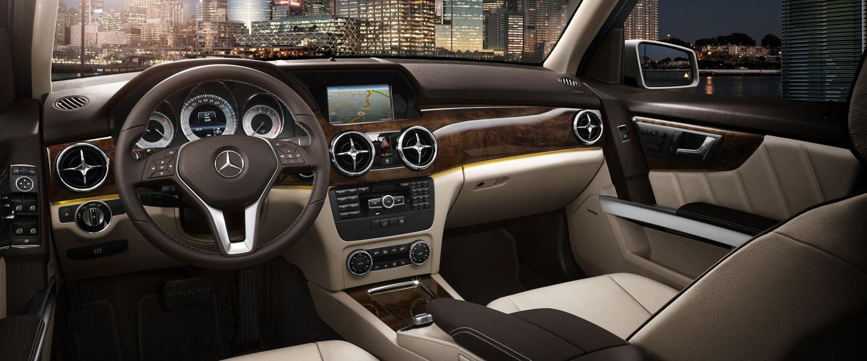mercedes benz glc class interior