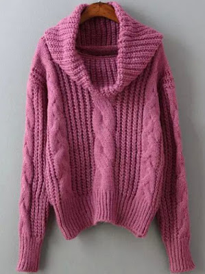 http://www.shein.com/Rose-Red-High-Neck-Cable-Knit-Sweater-p-241999-cat-1734.html?utm_source=provarexcredere1.blogspot.it&utm_medium=blogger&url_from=provarexcredere1