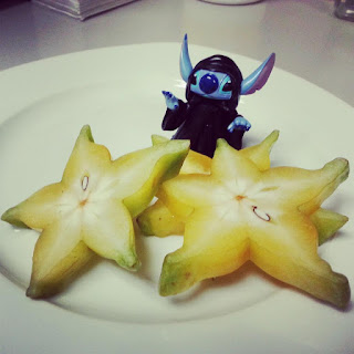 Darth Stitch and the destruction of Starfruit