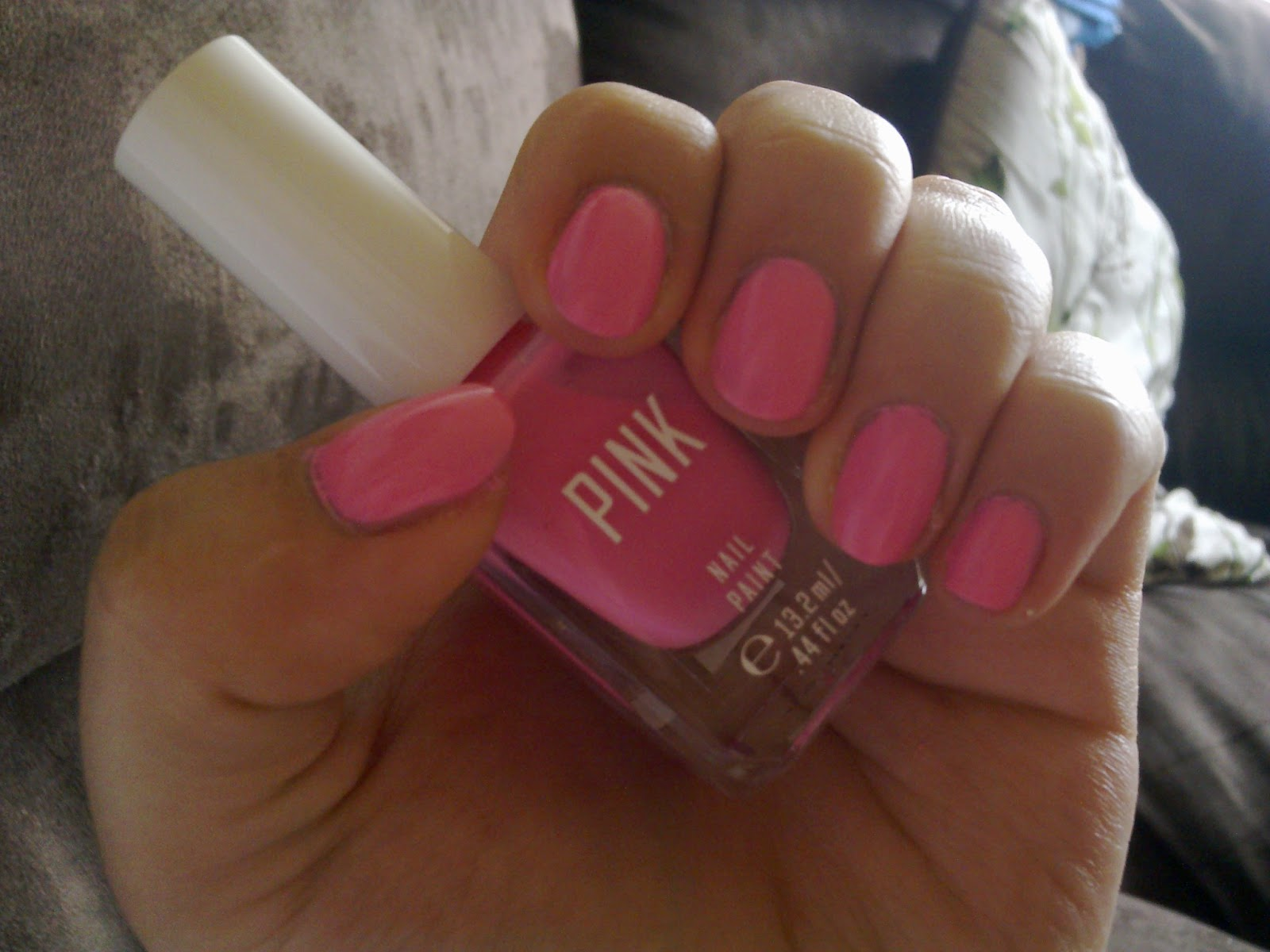 mothersjourneys.blogsot.com: Victoria\'s Secret Pink Nail Paint ...