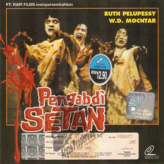Film Pengabdi setan terkenal di Malaysia