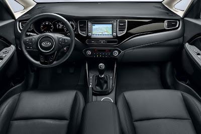 2013 Kia Carens Release date, Price, Interior, Exterior, Engine5