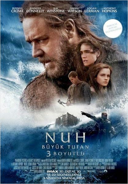 Nuh: Büyük Tufan – Noah (Türkçe Dublaj) Full İndir