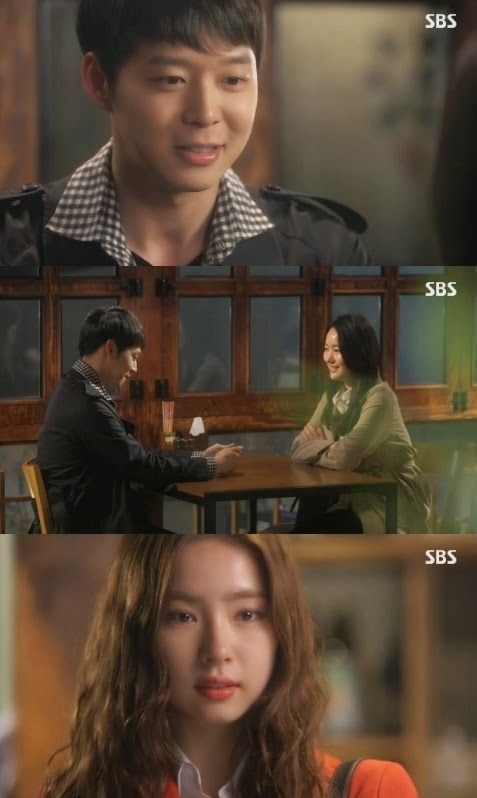 The Girl Who Sees Smells episode 4 The Girl Who Sees Smells episode 4 Recap The Girl Who Can See Smell episode 4 review The Girl Who Can See Smell episode 4 recap sensory couple ep 4 Park Yoo Chun Shin Se Kyung Kim So Hyun Yoon Jin seo Nam Goong Min Choi Mu Gak Oh Cho Rim Chun Baek Kyung Song Jong Ho enjoy korea hui Korean Dramas
