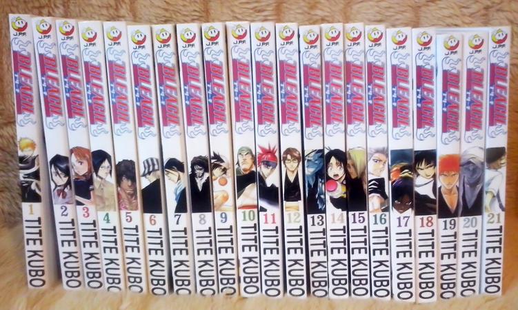 Manga - Bleach