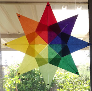 Priscilla's Rainbow Star from Sherri and her family in Alberta xx