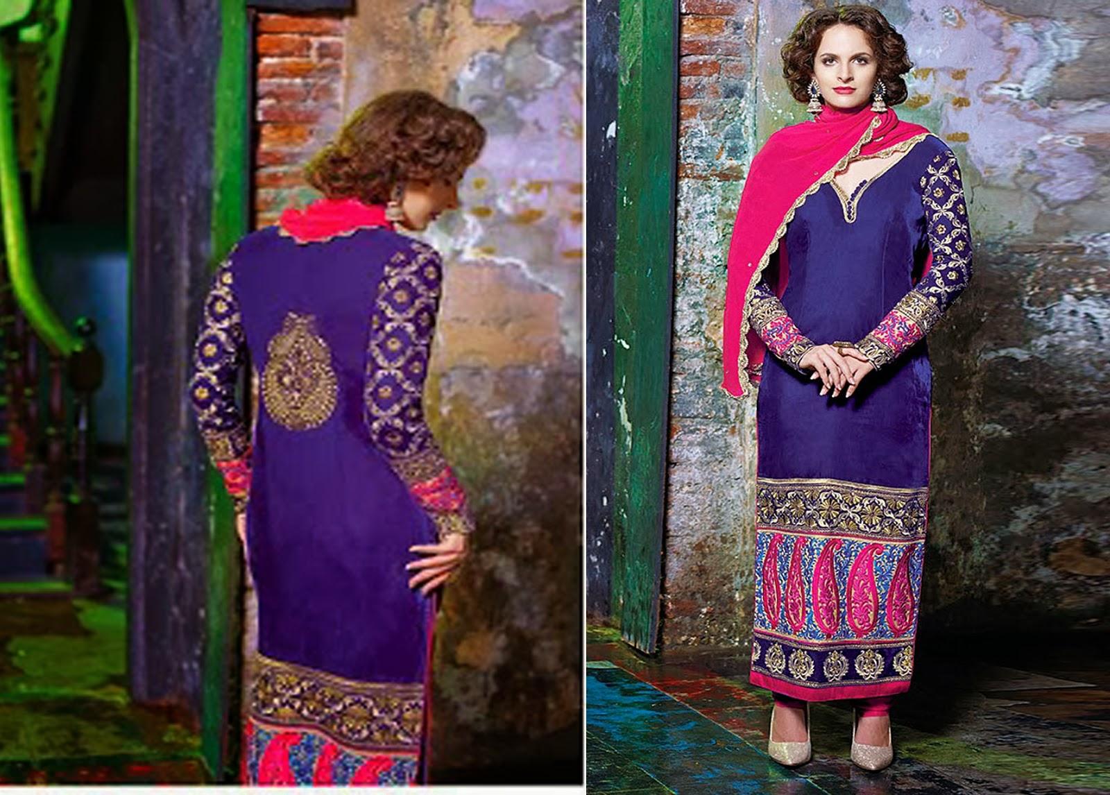 Pakistani Designer Clothes 2013
