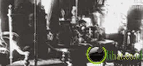 Kursi kematian Baleroy Mansion