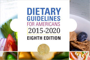 Dietary Guidelines for Americans, 2015