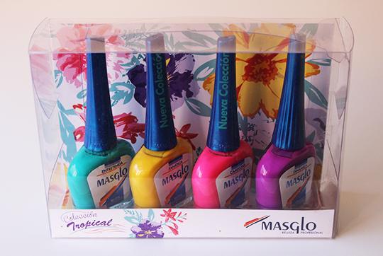 Colección Tropical de Masglo