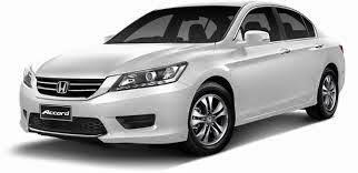 Harga Mobil Honda Accord 2014