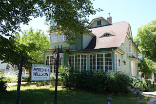 Mason City home of Meredith Willson The Music Man