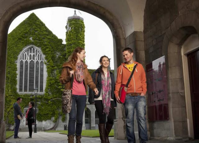 Beasiswa S1 ke Irlandia