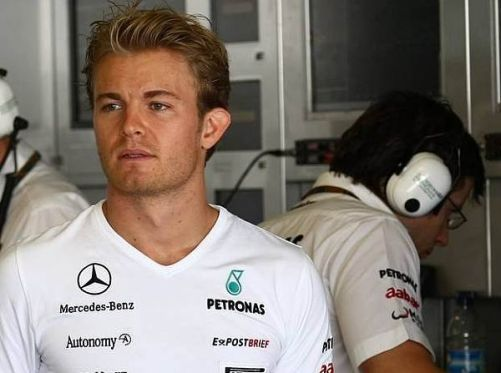 Nico Rosberg - Photo Set