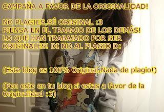 Di NO al PLAGIO!!! D: